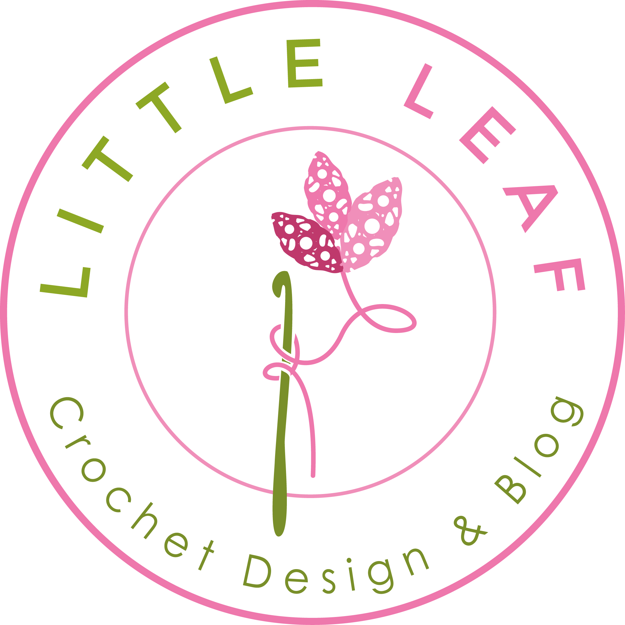 little leaf circle logo